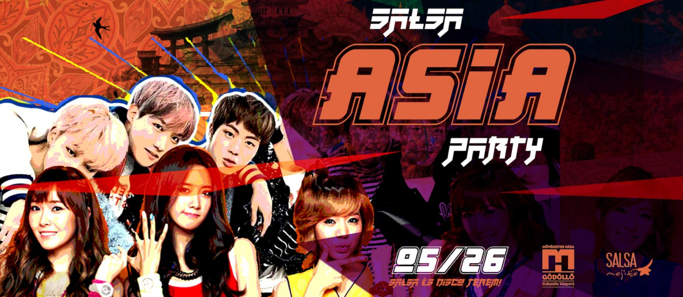 ✪ Salsa Asia Party & Disco ✪